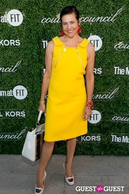 alexandra lebenthal in Michael Kors 2013 Couture Council Awards