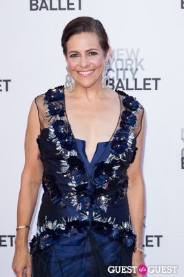 alexandra lebenthal in New York City Ballet's Fall Gala