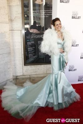 alexandra lebenthal in New York City Ballet Spring Gala 2011