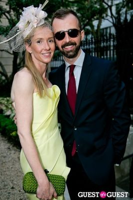 alexandra leighton in The Frick Collection Garden Party