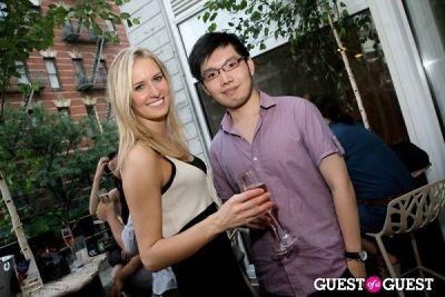 david hsu in Bubbly Hour NYC