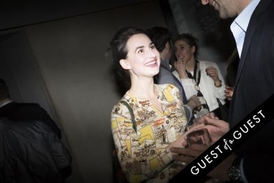alexandra porter in Young Folk hosts the Official After-Party for the Outsider Art Fair