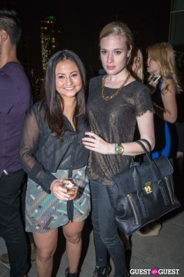alexandra reiss in Rebecca Minkoff S/S14 After Party
