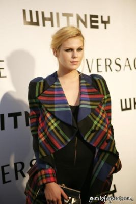 alexandra richards in The Whitney Gala