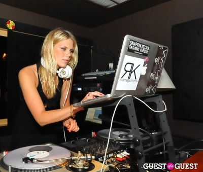 alexandra richards in Party At C5 With DJs Alexandra Richards And Jus Ske