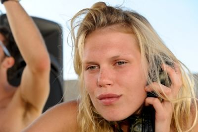 alexandra richards in Day and Night Beach Club 4th July Party