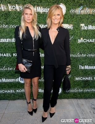 patti hansen in Michael Kors 2013 Couture Council Awards