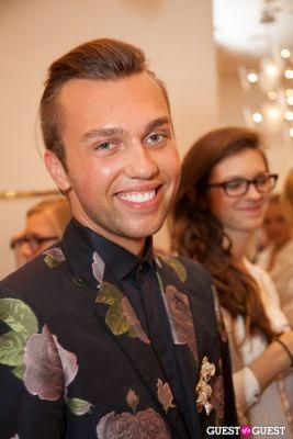 alexey stepankov in Moschino Celebrates Fashion's Night Out 2012