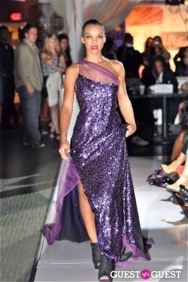 alexis drea-rogers in Caring With Style: Pre-Emmys Fashion Show For Charity