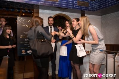 alexis feldman in Winter Soiree Hosted by the Cancer Research Institute's Young Philanthropists Council