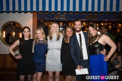 sean kiely in Winter Soiree Hosted by the Cancer Research Institute's Young Philanthropists Council