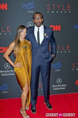 amar e-stoudemire in The 10th Annual Style Awards