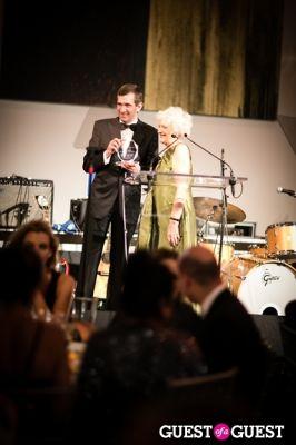 leona forman in Brazil Foundation Gala at MoMa