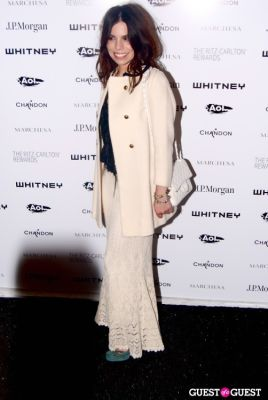 ali hilfiger in Whitney 2011 Studio Party