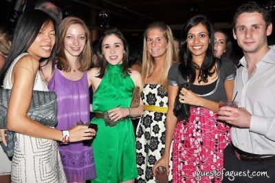 ali lapinsky in Cancer Research Institute Young Philanthropists 2nd Annual Midsummer Social