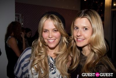 ali wise in Charlotte Ronson Fall 2011 Afterparty