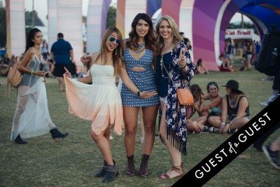 alice kim in Coachella Festival 2015 Weekend 2 Day 2