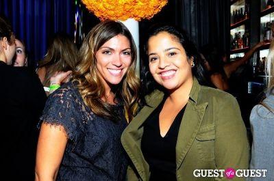 alicia castro in The 2012 Everyday Health Annual Party