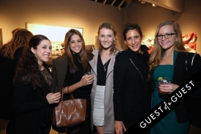 victoria maurer in Select celebrates at Arcadia Gallery