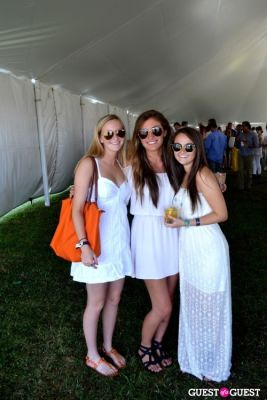 sophie thoerner in Bridgehampton Polo Opening Day