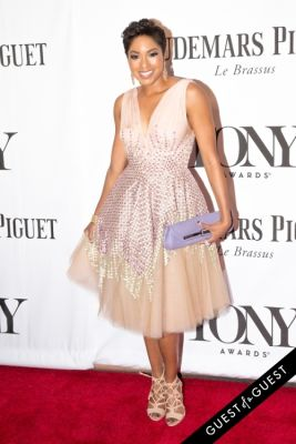 alicia quarles in The Tony Awards 2014