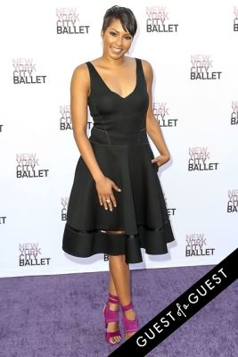 alicia quarles in NYC Ballet Fall Gala 2014