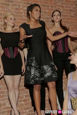 alicia quarles in Wear New York presented by Gojee