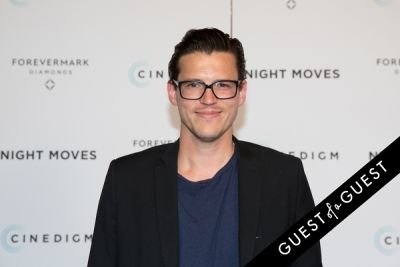 alistair banks-griffin in Night Moves Premiere