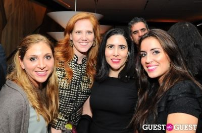 alix lerman in VandM Insiders Launch Event to benefit the Museum of Arts and Design
