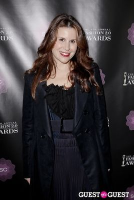 aliza licht in The 4th Annual Fashion 2.0 Awards