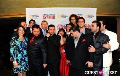 andrew kriss in National Geographic- American Gypsies World Premiere Screening