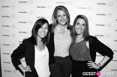 meghan johnson in The 2012 Everyday Health Annual Party
