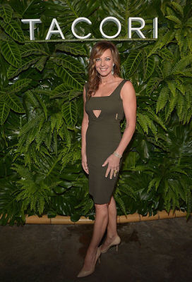 """allison janney in Exclusive Club Tacori """"Riviera At The Roosevelt"""" Event"""
