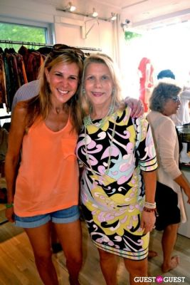 allison koffman in Same Sky Trunk Show and Cocktail Party