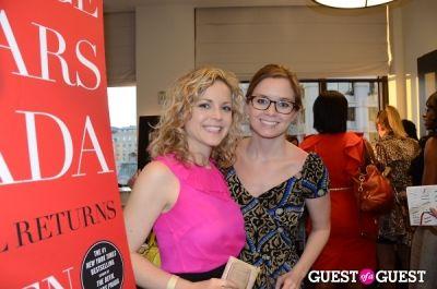 allison matthews in Revenge Wears Prada Book Signing with Lauren Weisberger