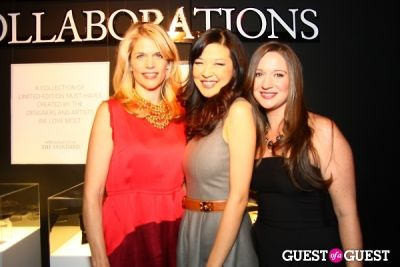 suchin pak in DailyCandy Collaborations Launch Party