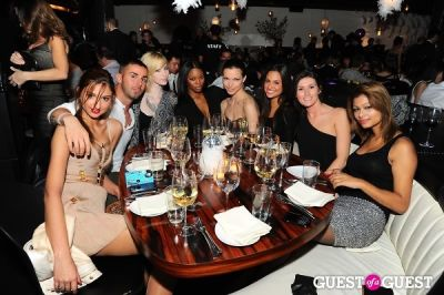 allison stephens in STK 5th Anniversary Party