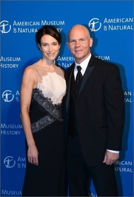 allison and-jim-fuss in American Museum of Natural History Gala 2014