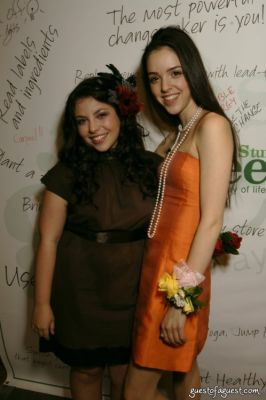 ally zarin in Project Green Prom