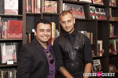 alvaro montagna.-joey-falsetta in Fashion 4 Development And Assouline Host Fashion's Night Out 2012