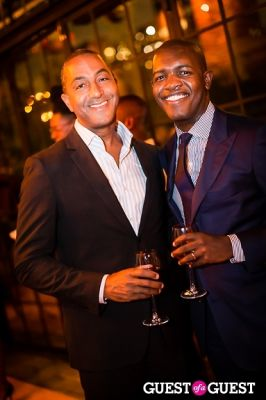alvin crawford in Young Patrons of Lincoln Center Annual Fall Gala