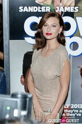 aly michalka in Grown Ups 2 premiere