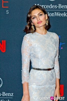alyssa miller in The 10th Annual Style Awards