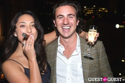 dominic venneri in Coronet Solitaire Launch Party