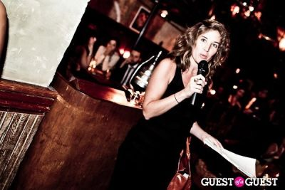 amanda blanco in BARENJAGER Bartender Competition at Macao Trading Co.