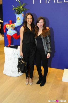 leah kasten in IvyConnect NYC Presents Sotheby's Gallery Reception