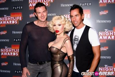 amanda lepore in 7th Annual PAPER Nightlife Awards