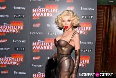 amanda lepore in 7th Annual PAPER Nightlife Awards