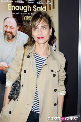 amanda peet in Enough Said NYC Special Screening