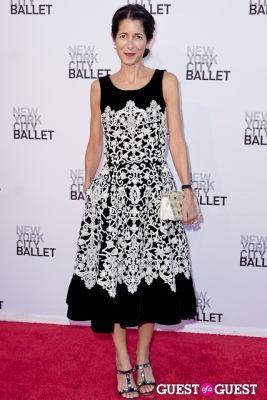 amanda ross in New York City Ballet's Fall Gala